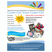 Game-a-Thon Flyer